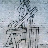 Eisenwandzeichnungen